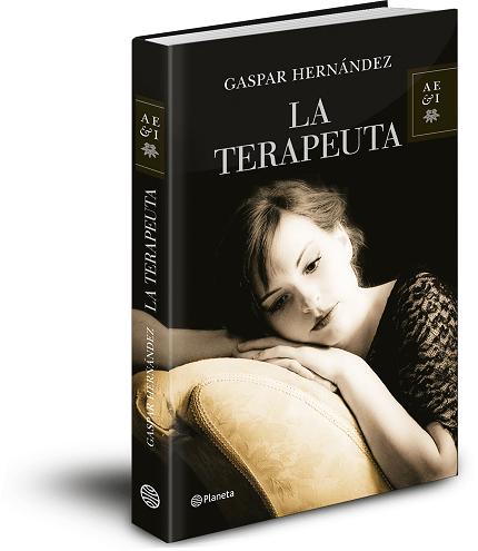 portada del libro La Terapeuta