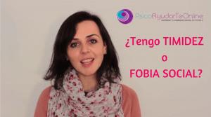 ¿Es Timidez o Fobia Social?